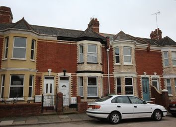Thumbnail 3 bed terraced house for sale in Emmanuel Road, Exeter