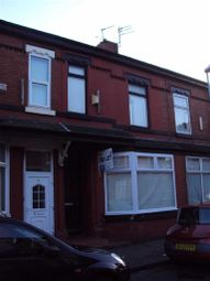 Thumbnail 5 bed terraced house to rent in Banff Road, Rusholme, Manchester