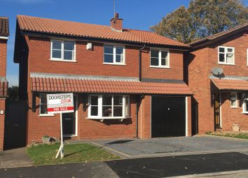 Thumbnail 4 bed detached house for sale in Orchard Close, Coven, Staffordshire.