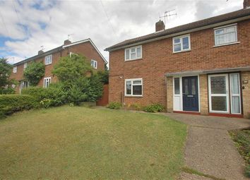 Thumbnail 2 bedroom end terrace house for sale in Barclay Crescent, Old Town, Stevenage, Herts