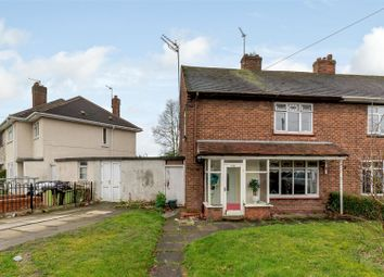 Thumbnail 3 bed end terrace house for sale in Willenhall Road, Wolverhampton