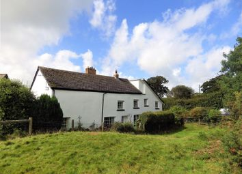 Thumbnail 4 bed link-detached house for sale in Hatherleigh, Okehampton