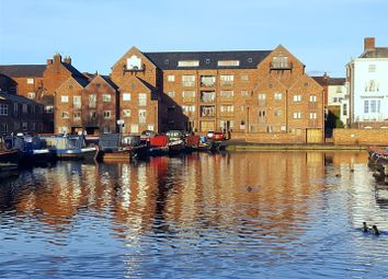 Thumbnail 2 bed flat for sale in Waterfront View, York Street, Stourport On Severn