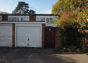 Thumbnail 3 bed end terrace house for sale in Lingwood Close, Bassett