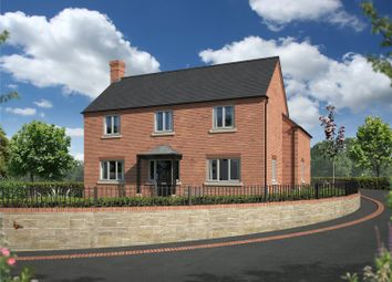 Thumbnail 4 bedroom detached house for sale in Plot 1, Kynaston Place, Birch Road, Ellesmere