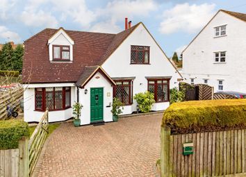 Thumbnail 3 bed detached house for sale in Icknield Way, Letchworth Garden City, Hertfordshire