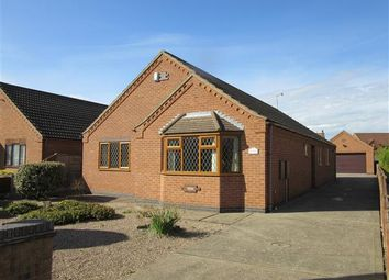 Thumbnail 3 bed detached bungalow for sale in 'kenmore' High Street, Scotter, Gainsborough
