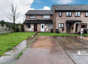 Thumbnail 1 bed terraced house for sale in Horwood Close, Splott, Cardiff