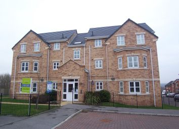 Thumbnail 2 bedroom flat to rent in Old Oaks View, Barnsley, South Yorkshire