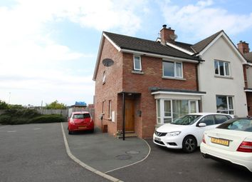 Thumbnail 3 bed semi-detached house for sale in Myrtle Grove, Bangor