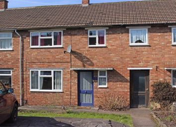 Thumbnail 3 bed town house to rent in Laburnum Avenue, Tamworth, Staffordshire