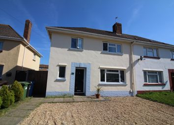 Thumbnail 3 bed semi-detached house for sale in Hounslow Close, Hamworthy, Poole