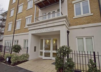 Thumbnail 1 bed flat to rent in Hurley House, Park Lodge Avenue, West Drayton