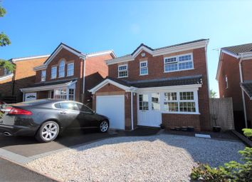 Thumbnail 3 bed detached house for sale in Checkley Road, Waterhayes, Newcastle Under Lyme