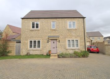 Thumbnail 4 bed detached house for sale in Brydges Close, Winchcombe, Cheltenham