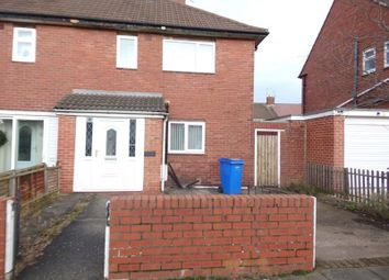 Thumbnail 2 bedroom semi-detached house for sale in Trevelyan Avenue, Blyth