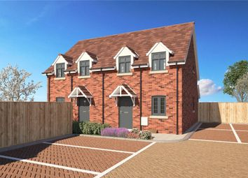 Thumbnail 3 bed semi-detached house for sale in The Quil, Measham, Swadlincote