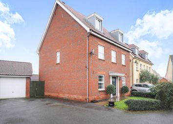 Thumbnail 5 bed link-detached house for sale in Dunstable Drive, Braintree