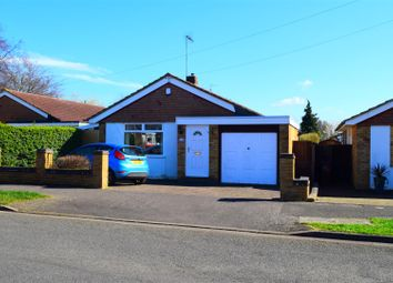 Thumbnail 3 bed bungalow for sale in Goodwood Avenue, Northampton