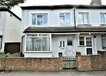 Thumbnail 3 bed end terrace house to rent in Grenaby Avenue, Croydon