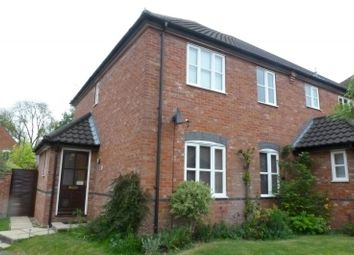 Thumbnail 3 bedroom semi-detached house to rent in Fallowfield, Framingham Earl, Norwich