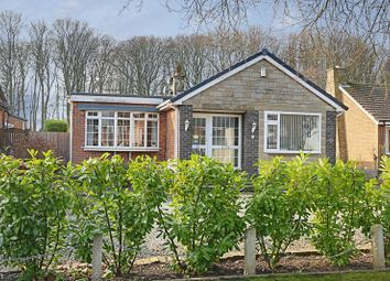 Thumbnail 3 bed detached bungalow for sale in Elveley Drive, West Ella, Hull