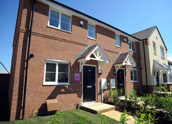 Thumbnail 2 bedroom terraced house for sale in Kingfield Road, Coventry