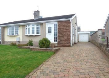 Thumbnail 2 bed semi-detached bungalow for sale in Barrowmoor Road, Appleby-In-Westmorland, Cumbria