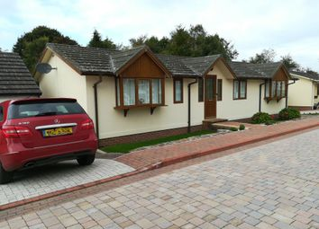 Thumbnail 2 bed mobile/park home for sale in Millbank Court, Nepgill Park (Ref 5476), Bridgefoot, Nr Workington, Cumbria