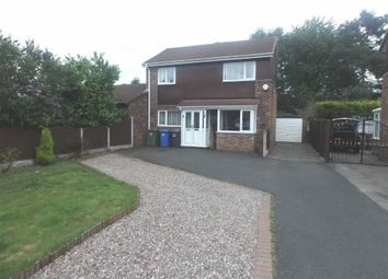 Thumbnail 3 bed semi-detached house for sale in Granston Close, Callands, Warrington, Cheshire