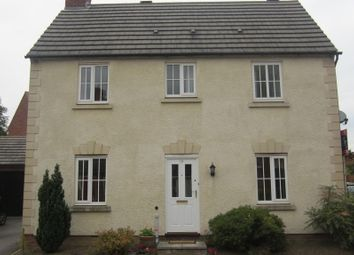 Thumbnail 3 bed detached house to rent in Downham View, Dursley