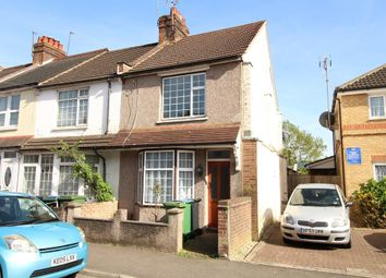 Thumbnail 2 bedroom end terrace house for sale in Chester Road, Watford