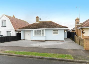 Thumbnail 3 bed detached bungalow for sale in Alexandra Road, Lancing, West Sussex