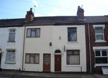 Thumbnail 2 bed terraced house to rent in Station Street, Stoke-On-Trent