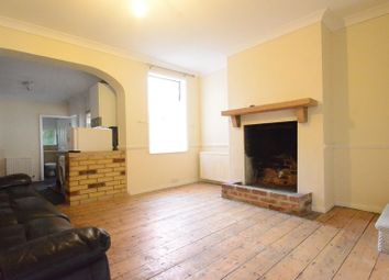 Thumbnail 3 bed terraced house to rent in Hilcot Road, Reading
