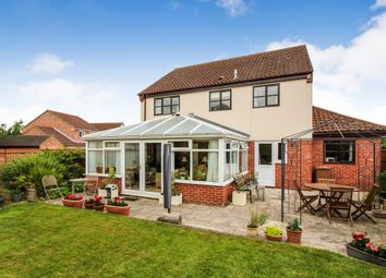 Thumbnail 4 bed detached house for sale in Samuel Vince Road, Fressingfield, Eye