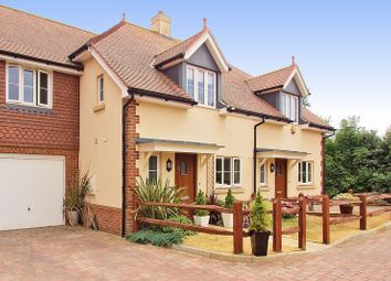Thumbnail 4 bed terraced house for sale in Jubilee Gardens, Pagham, Bognor Regis