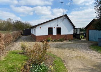 2 bed detached bungalow for sale in The Hill, Halesworth Road, Bramfield, Halesworth IP19