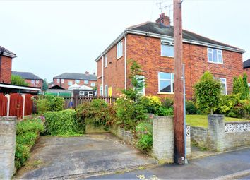 Thumbnail 3 bed semi-detached house for sale in Woodlands Avenue, Sheffield