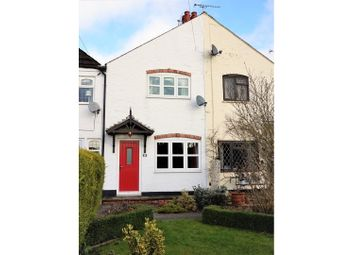 Thumbnail 2 bed cottage for sale in Derby Road, Aston On Trent