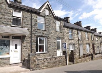 Thumbnail 2 bed terraced house for sale in Trawsfynydd, Blaenau Ffestiniog, Gwynedd