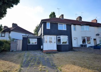 Thumbnail 3 bed end terrace house for sale in Purley Grove, Birmingham