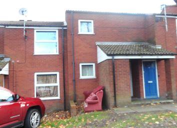Thumbnail 2 bedroom maisonette for sale in Goode Avenue, Hockley, Birmingham