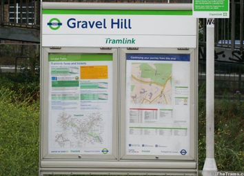 Thumbnail 1 bedroom flat for sale in Holmbury Grove, Featherbed Lane, Forestdale, Croydon