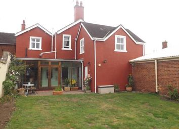 Thumbnail 4 bedroom detached house for sale in Crewe Road, Alsager, Cheshire