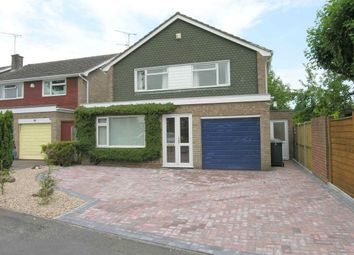Thumbnail 4 bed detached house to rent in Wells Drive, Hillcroft Park, Stafford