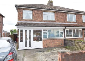 Thumbnail 3 bed semi-detached house for sale in Endcliffe Avenue, Scunthorpe