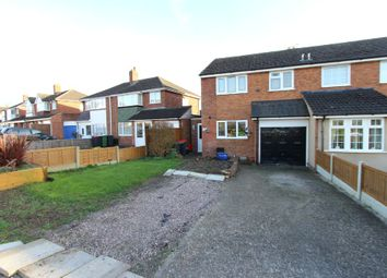 Thumbnail 3 bed semi-detached house for sale in Green Lane, Birchmoor, Tamworth