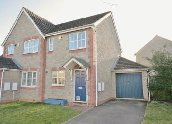 Thumbnail 2 bedroom semi-detached house to rent in Foxglove Close, Oxford, Greater Leys