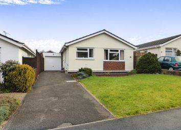 Thumbnail 2 bed detached bungalow for sale in Paganel Rise, Minehead